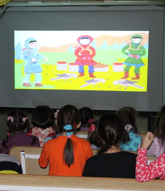 Премьера мультфильмов регионального проекта «Азбука Арктики»